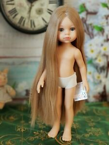 Paola Reina doll Carla grey eyes nude 32 sm