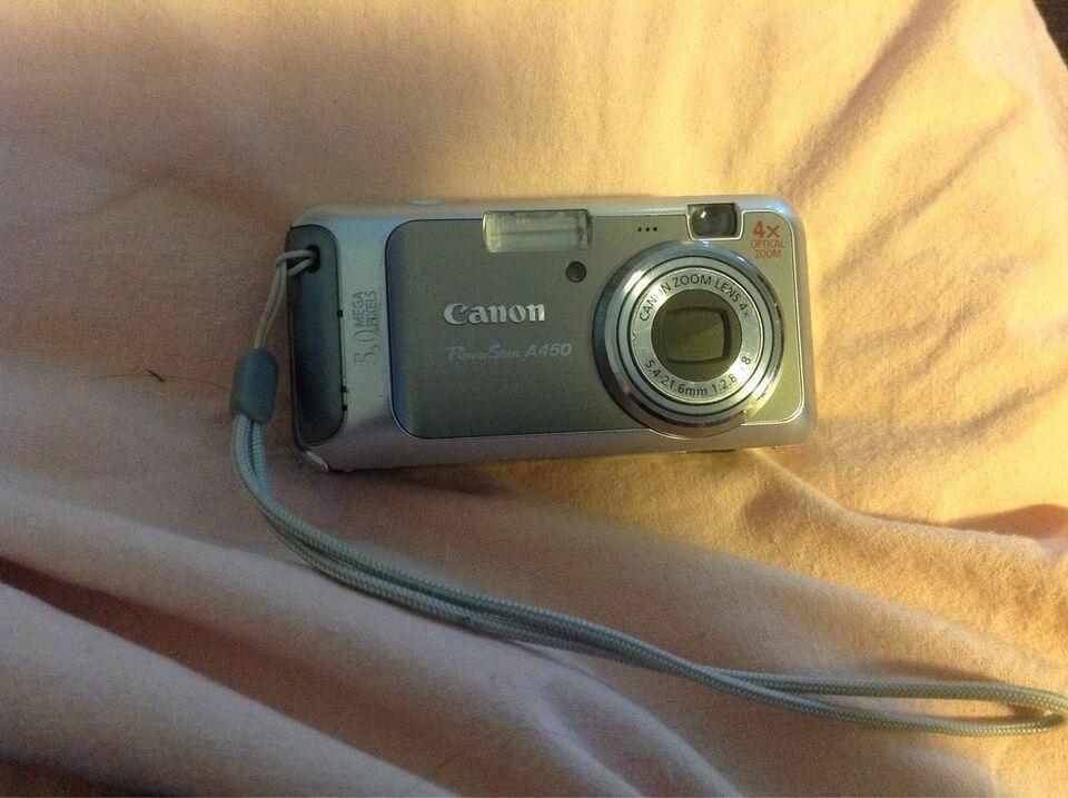 Canon, Cr 1220 megapixels, Perfekt