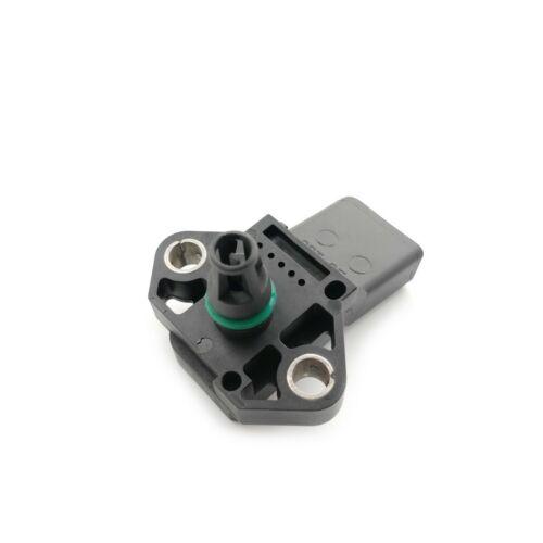 MAP Turbocharger Boost Sensor For A3 A4 TT Jetta GTI Passat CC Tiguan 1.8 2.0T
