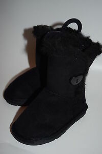 Primark Young Dimension Faux Suede Kids Girls Warm Winter Boots Assorted Colours Ebay