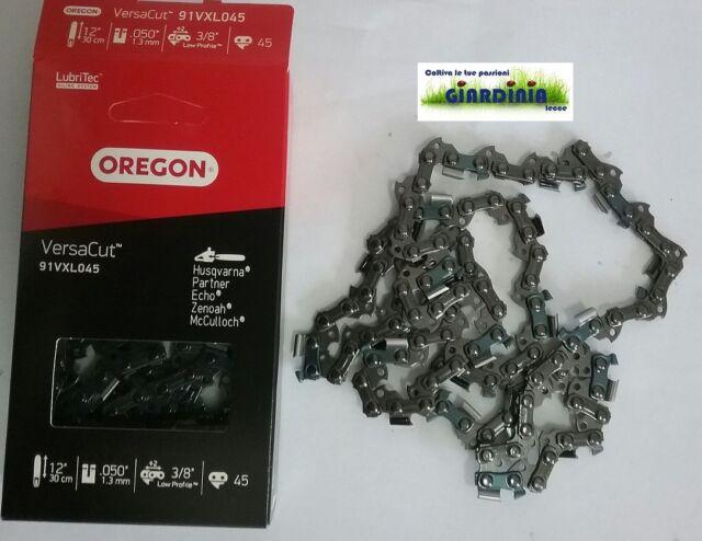 """Cadena Caja Oregon 91VXL045 1.3"""" - 3/8"""" 45 Malla Versacut"""