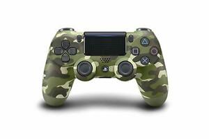 PlayStation-4-DualShock-4-Green-Camouflage-Controller-Sony-PS4-Wireless-Remote