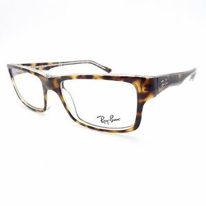 0533f63a5eb Ray Ban RB 5245 5082 Havana Transparent New Frames Authentic ...