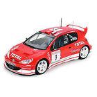 TAMIYA 1/24 PEUGEOT 206 WRC 2003 RALLY MONTE CARLO MODEL CAR KIT 24267