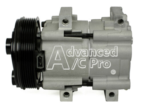 New  A//C AC Compressor Fits 2003 2004  Ford Focus DOHC Zetec  L4 2.0L ONLY