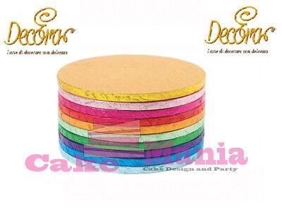 Lower Price with Sottotorta Tondo Diametro 40cm Decora Cakeboard Cartone Vari Colori Sotto Torta Lovely Luster Kitchen, Dining & Bar