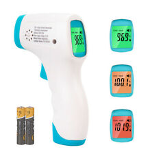 Contactless Digital Lcd Infrared Forehead Thermometer Body Laser Temperature Gun