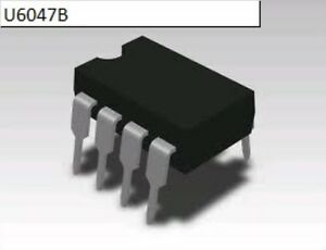 TFK-U6047B-DIP-8-Rear-Window-Heating-Timer