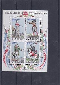 FRANCE-1989-BICENTENAIRE-DE-LA-REVOLUTION-FRANCAISE-BF-NEUF-YT-10