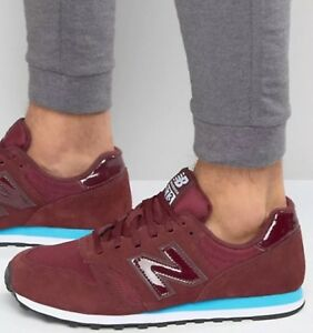 buy online bd522 b498e Details about New Balance 373 Men's Size 11 Classic Running Shoes Burgundy  Wine ML373MP NEW!