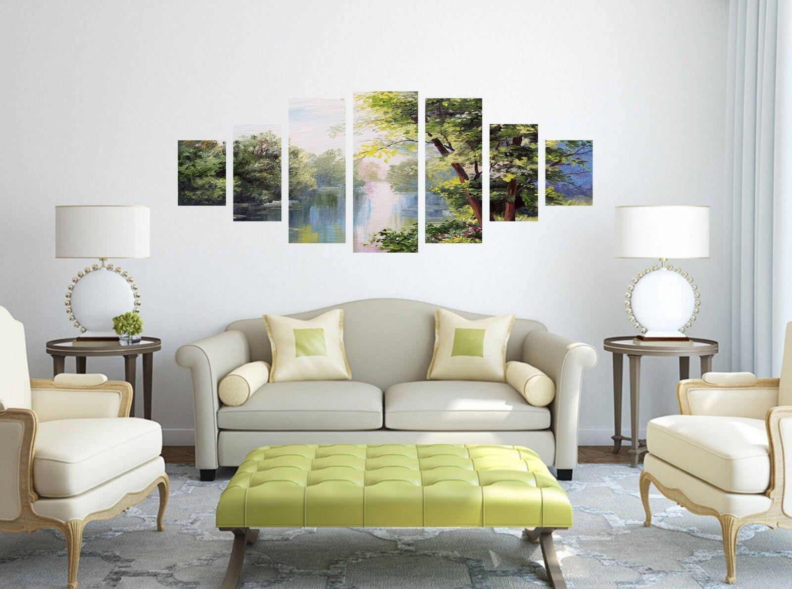 3D Forest 780 Unframed Drucken Wand Papier Decal Wand Deco Innen AJ Wand Jenny