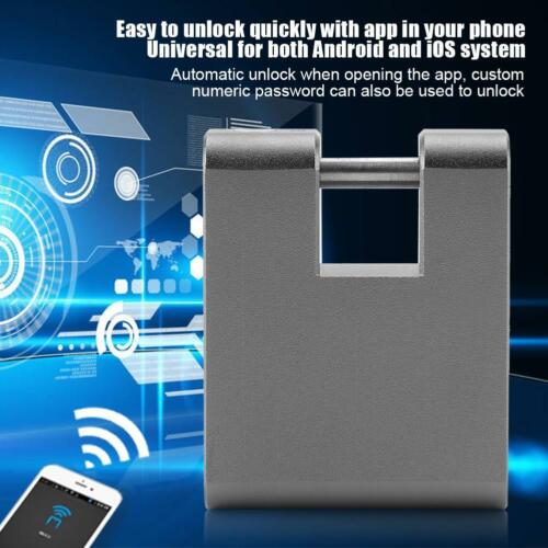 Smart Keyless Lock APP Unlock Anti-Theft Padlock Door Bluetooth APP Backpacks