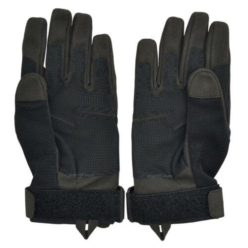 "SPLAV Tactical Gloves /""Force/"" Black Full Finger Original Russian Army"