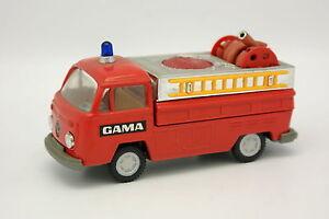Gama 1/43 - Vw Combi T2 Pick Up Pompiers Pompiers