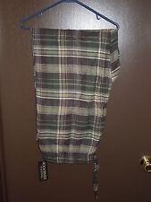 NWT - Rock River Trading - Lounge / Pajama Pants - 2X - Greens Plaid