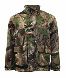 Mens-Stormkloth-Waterproof-Camouflage-Trek-Camo-Hunting-Shooting-Fishing-Jackets