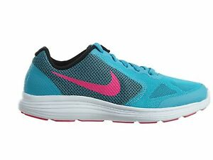 quality design c39d6 ee0e0 Image is loading Nike-Girls-Revolution-3-GS-Youth-Athletic-Running-