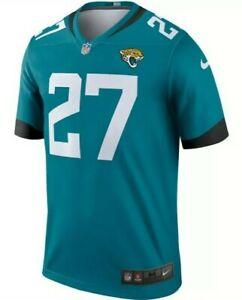 Leonard Fournette Nike Jacksonville Jaguars Small Rush Legend NFL Jersey Teal