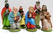 Krippenfiguren Krippenfigur Masse Maria Josef Heilige Drei Könige Germany