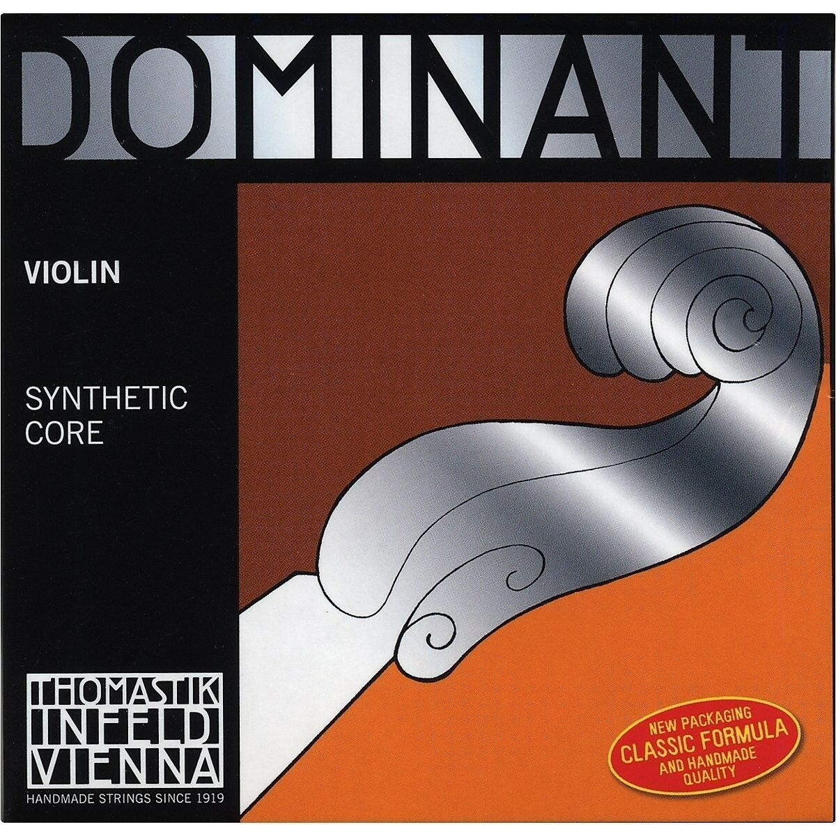 Dr Thomastik-Infeld135.13999999999999 Dominant Violin Strings, Complete Set,...