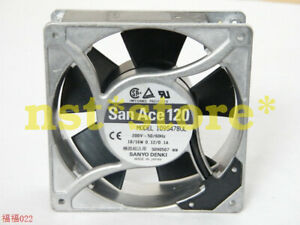 For Sanyo SANYO 12CM 1238 Industrial AC Cooling Fan 109S478UL