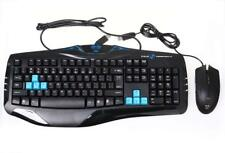 83454379ae6 E-Blue Cobra Gaming Keyboard with Mouse bundle - Blue Best Christmas Gift.