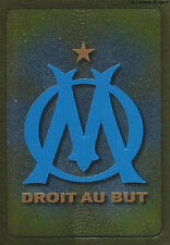 N°251 LOGO ECUSSON # MARSEILLE OM VIGNETTE STICKER  PANINI FOOT 2012