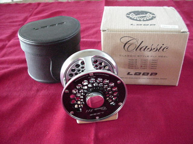 Loop Fly Reel Classic Model 4-6 Reel Reel Reel GREAT NEW 435d3b