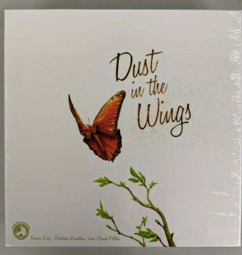 Board /& Dice Dust in the Wings Board Game New Sealed
