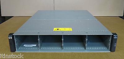 Bello Hp Aj795a Msa2312fc G2 Dc Storage Array & 2x Aj798a 490092-001 Controller- Buono Per Succhietto Antipiretico E Per La Gola