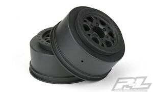 Pro-Line Impulse Black Wheels-SCTE4x4 SC10 4x4 ProTrac F//R PRO2773-03