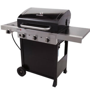 Char-Broil Performance TRU Infrared 450 Inch 3 Burner Propane Gas Outdoor Grill