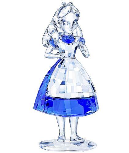New in Box $325 SWAROVSKI Disney Alice IN WONDERLAND #5135884