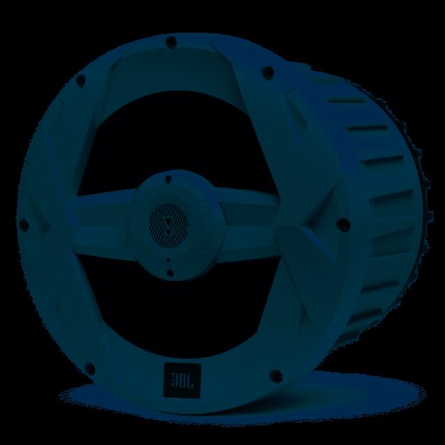 "NEW JBL MBP10 10"" 250-Watt Powered Marine Subwoofer w/ Integrated Amplifier"