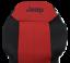 miniatura 2 - FODERE COPRISEDILI Jeep Renegade SU MISURA! Fodera Foderine COMPLETE Rosso