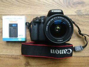 Canon-EOS-600D-18-0MP-Digital-SLR-Camera-Kit-with-EF-S-18-55mm-7700-clicks