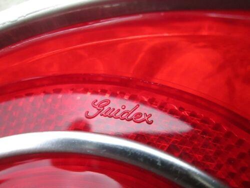Corvette 1968 68 Tail Light Lens Set Lenses GM RESTORATION Correct Stampings!