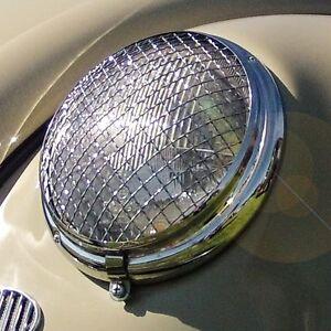 headlight grilles mesh vintage  vw beetle porsche slitscreen bus aac ebay