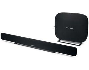 Harman-Kardon-Omni-Bar-Plus-5-1-TV-Soundbar-caisson-de-basses-WiFi-haut-parleur-Systeme