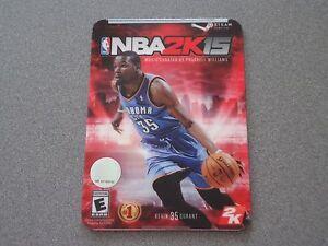 NBA 2K15 (PC, 2014)    New 710425414169