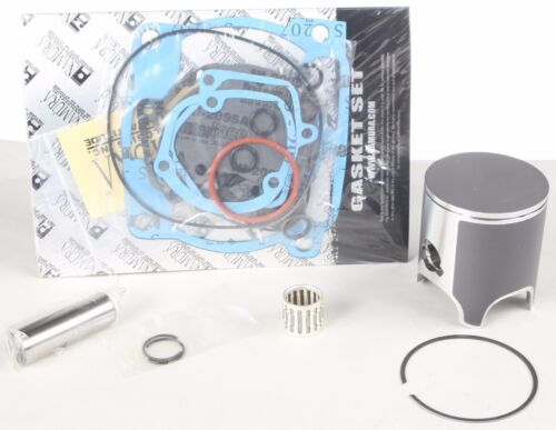 2000-02 KTM 250SX/EXC Namura Top End Rebuild Piston Kit Rings Gaskets Bearing B