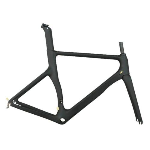 2020 NEW Full carbon fiber Internal cable aero road racing bike frame TT-X2 matt