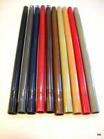 Kirby Vintage Long Wands. From 505 Grey To Legend Ii Maroon. Tan, Red, Blue Etc.
