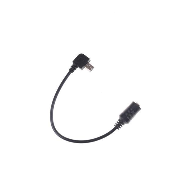 Mini USB zu 3,5 MM Mikrofon Mic Kabel Adapter Für GoPro Hero 3 Kamera BXQ