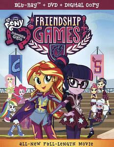 Mlp Friendship Games Part 2