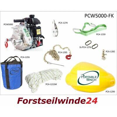 Verantwortlich Forstseilwinde, Spillwinde-seilwinde Set Pcw5000 Fk Forstwirtschaft-benzinwinde In Verschiedenen AusfüHrungen Und Spezifikationen FüR Ihre Auswahl ErhäLtlich