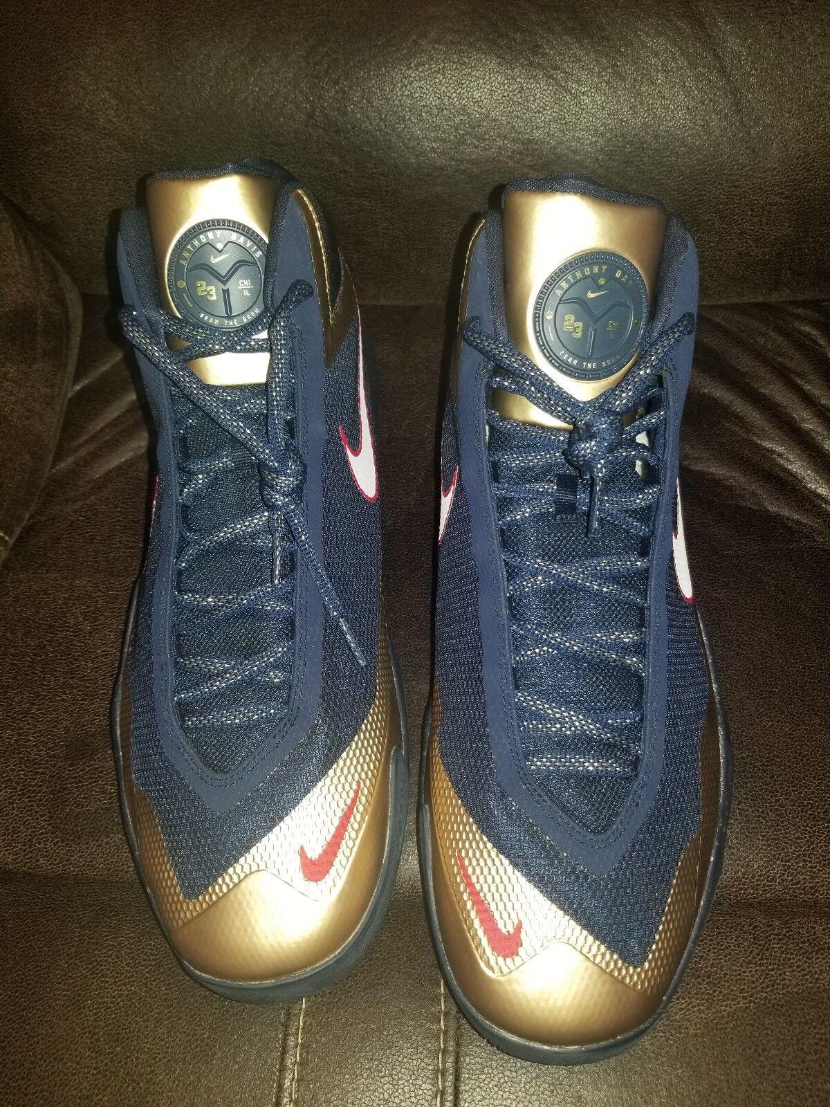 Nike air trainer Uomo sc alta Uomo trainer 302346-402 leche blu turchese scarpe numero 15 21c138