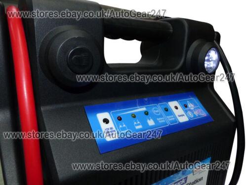 12v Car 24v Truck 44Ah Battery Heavy Duty Power Pack Jump Starter with Tester.