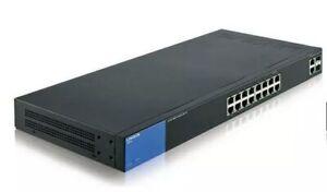 Linksys-LGS318P-18-Port-Smart-PoE-Gigabit-Switch