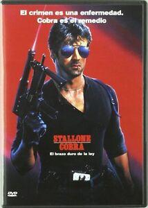 FSK18-Die-City-Cobra-dvd-NEU-OVP-Sylvester-Stallone-uncut-ungeschnitten-Kobra